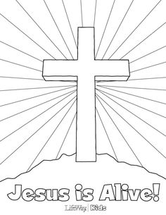 Easter coloring pages by JannySue | Teachers Pay Teachers | 305x236