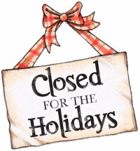 image about Holiday Closed Signs Printable titled shut for easter signal template 5 most straightforward photos of printable