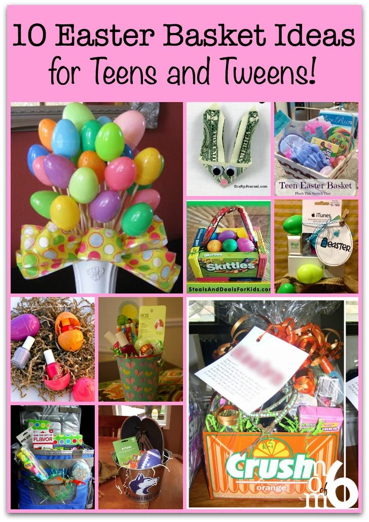 Easter Basket For 12 Year Old Shop Clothing Shoes Online