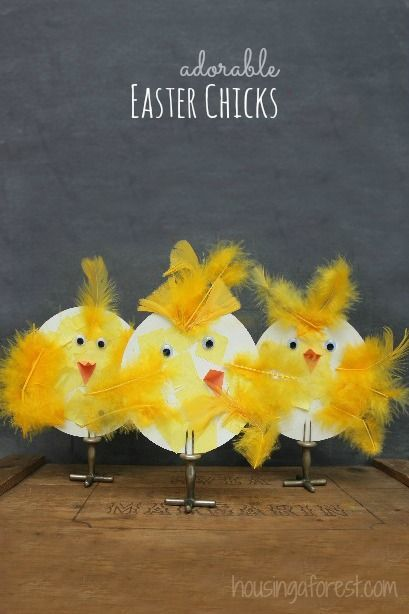 Easter Activities For Three Year Olds