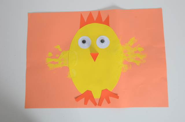Easter Craft Activities For Early Years 1 The Easter Bunny Org