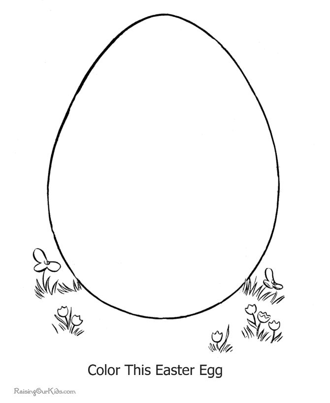 Easter Printables For Toddlers Just Color Easter Thumb The Easter