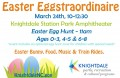 Easter Youth Celebratio Activities Checklist Church