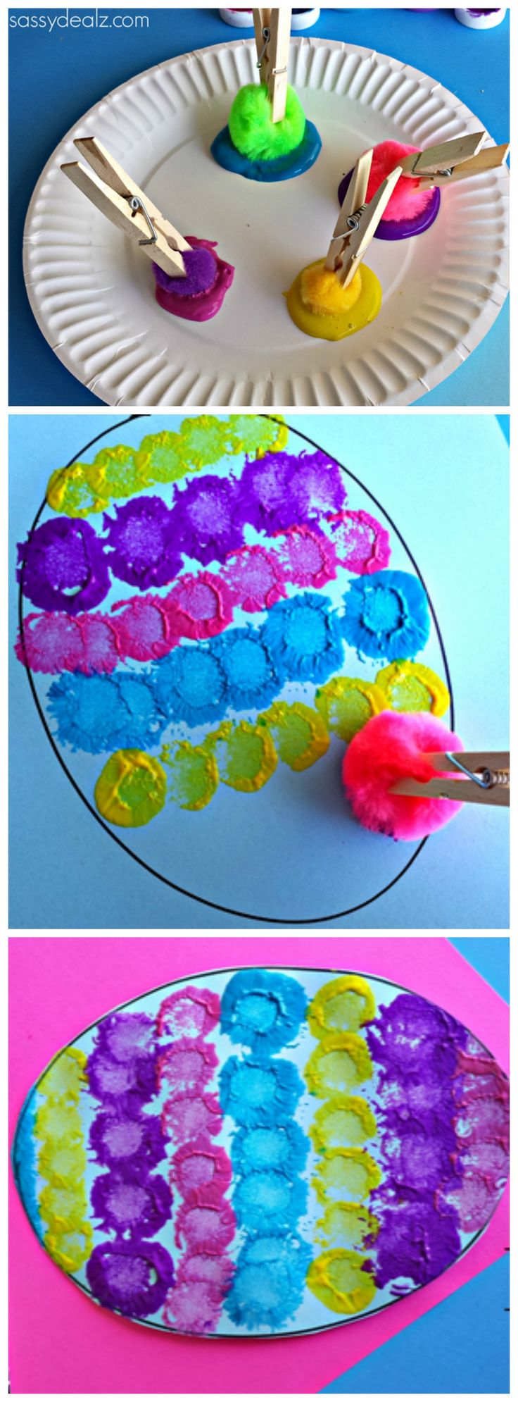 Easy Easter Activities For Kids Make Easter Craft Ideas 24 Cute And Easy Easter Crafts Kids Can Make 5 The Easter Bunny Org