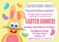Funny Easter Invitations