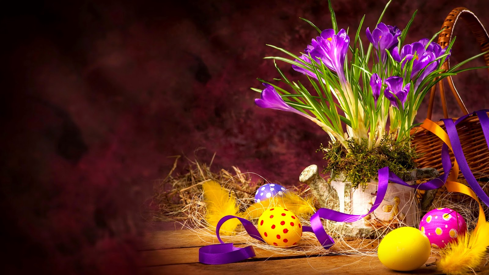 Happy Easter Hd Hd Happy Easter Wallpaper Download Free 3d Easter
