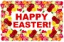 Happy Easter Roses