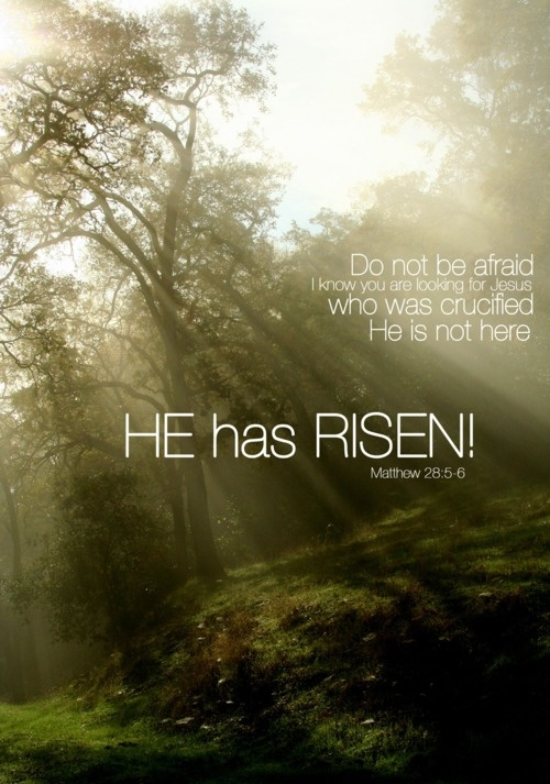 He Is Risen Easter Quotes The Easter Bunnyorg