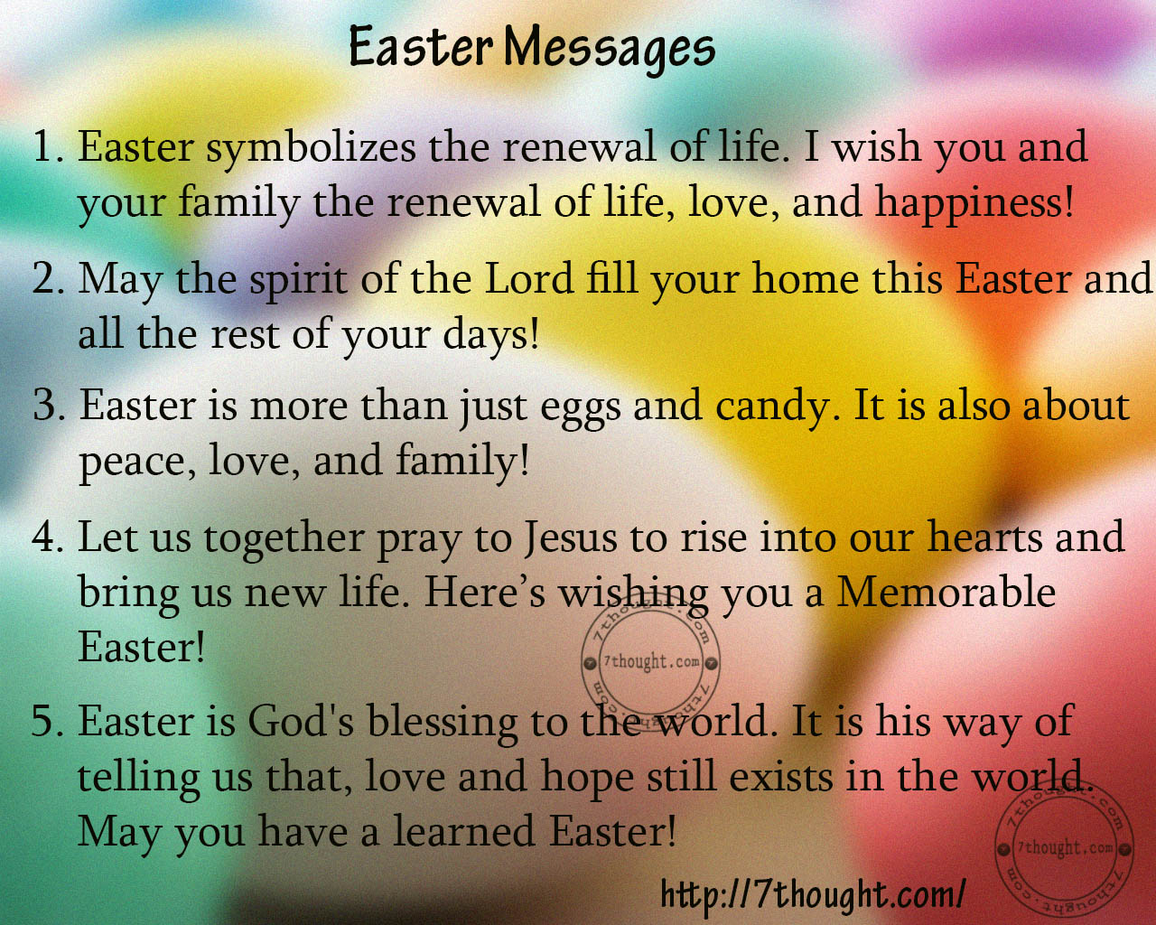 Non Religious Easter Quotes Hy And Sayings 536816